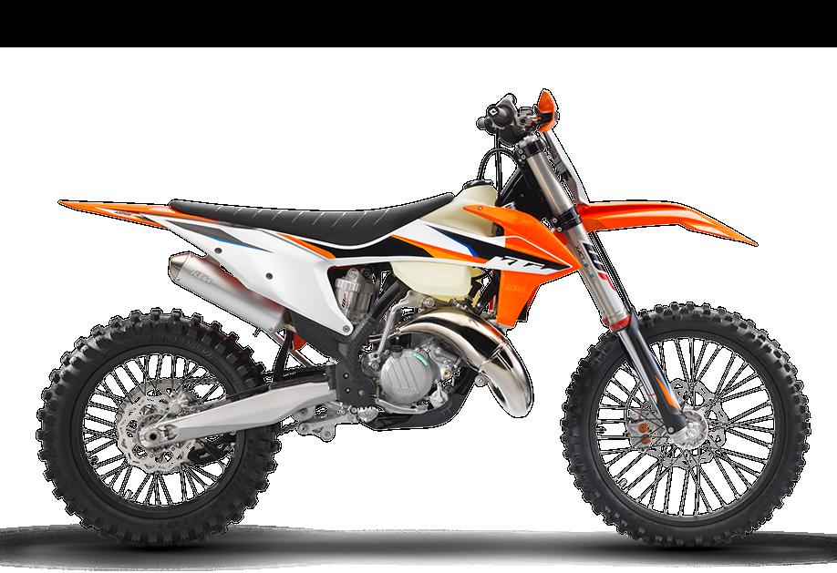 2021 KTM 125 XC // Vision Off-road Media